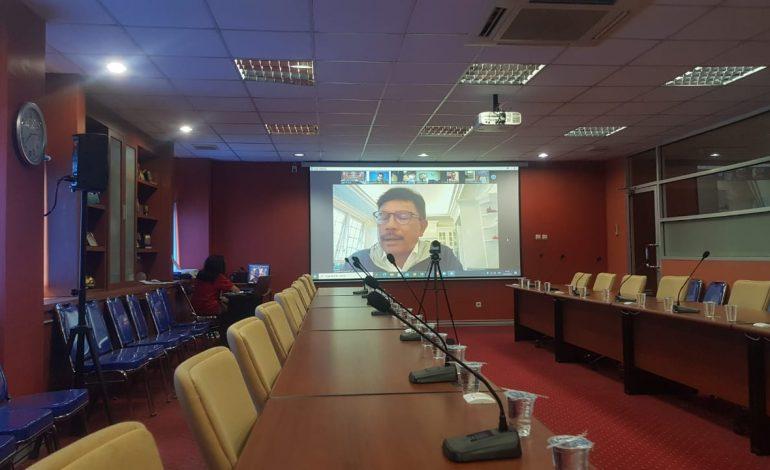 Menkominfo Jhonny G. Plate Sarankan HPN 2021 Full Digital