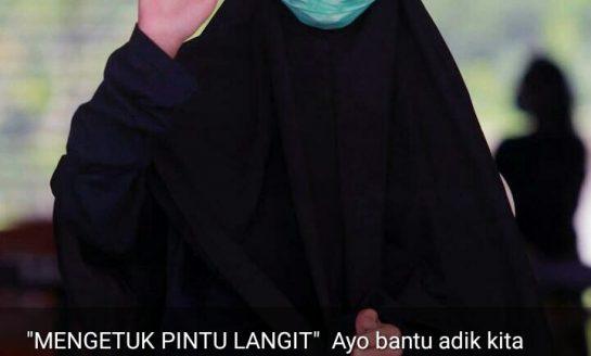 PWI Tangsel Peduli: Ganasnya Covid-19, Aisyah Alusa Hidup Sebatangkara