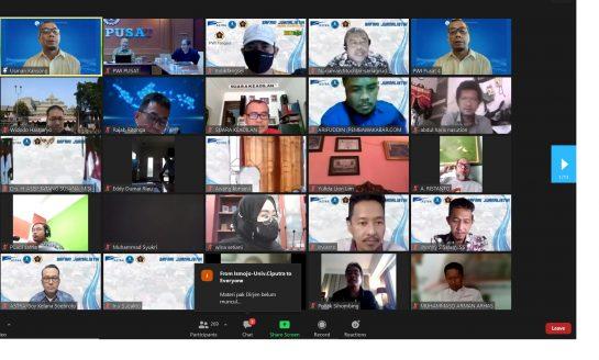 Safari Jurnalistik 2, Masa Depan Media Pascadigitalisasi Televisi dan Era 5G